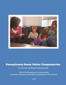 PA Home Visitor Competency Cover